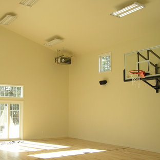 Basketball court addition in Westfield MA