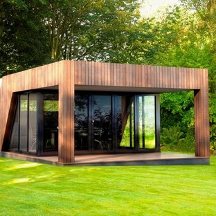 Bespoke Garden Studio with Veranda