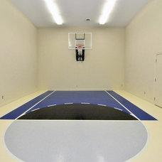 Traditional Home Gym by Kieran J. Liebl,  Royal Oaks Design, Inc. MN