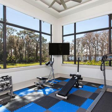 Bluewater Run Residence | Chuluota, FL
