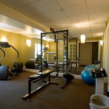 Boulder County Workout Room