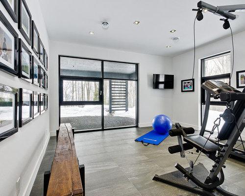 salle de sport montr al photos et id es d co de salles de sport. Black Bedroom Furniture Sets. Home Design Ideas