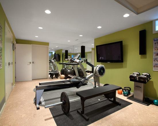 Beautiful Gym Design Ideas Gallery - Interior Design Ideas ...