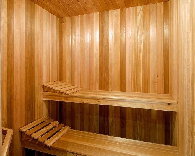 Contemporary Home Gym by Southam Design Inc