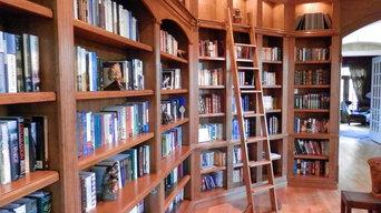Cherry Library in Herndon, Va