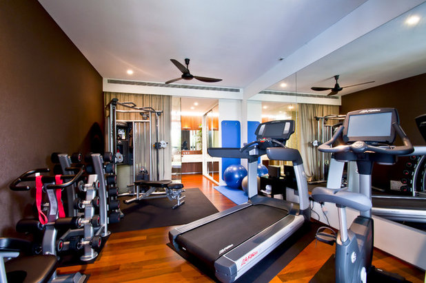 How to set up a home gym in your apartment houzz