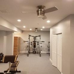 Colin S Bat Gym Project 17 Photos Waldorf Md Al Property Bathroom Remodel