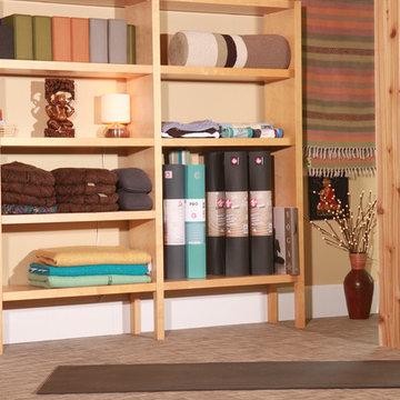 Columbia Tusculum Residence/Yoga Studio