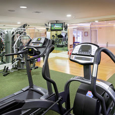Traditional Home Gym by Electronics Design Group, Inc.