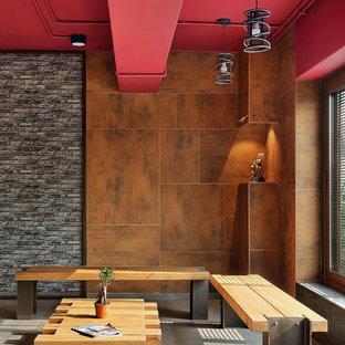 Idee per una palestra in casa minimalista