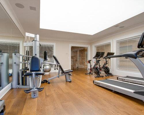 Houzz home gym design ideas remodel pictures