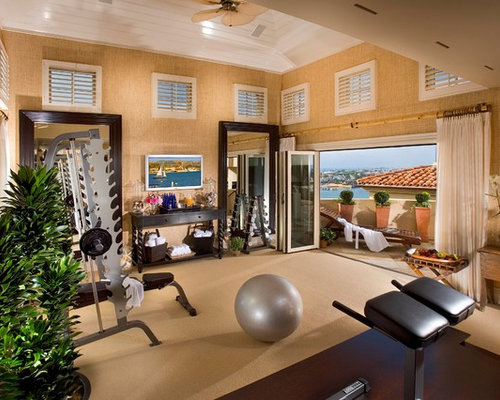 Gym Furniture Ideas Pictures Remodel and Decor