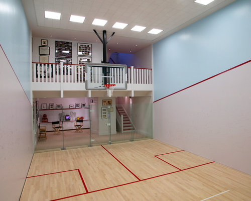 Racquetball court home design ideas pictures remodel and for Build a racquetball court