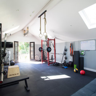 Most popular victorian home gym design ideas for stylish