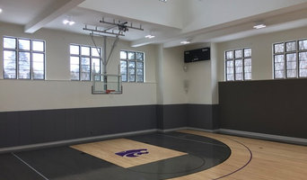 Custom Home Gymnasiums