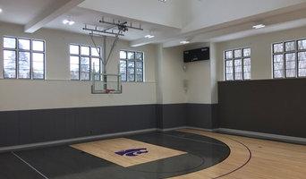 Custom Home Gymnasiums