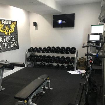 Dr. Lockwood Gym Renovation (Before Shot)