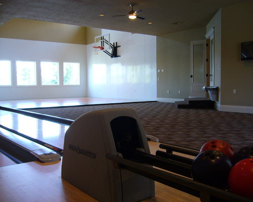 Contemporary Boise Home Gym Design Ideas Pictures