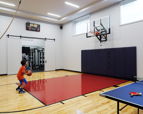 Home Gym Ideas Design Photos Houzz - Home gym design ideas