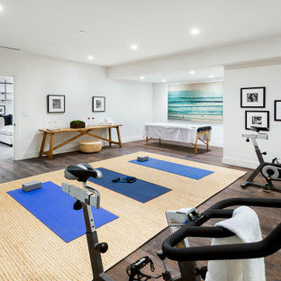 75 beautiful home gym pictures  ideas  houzz