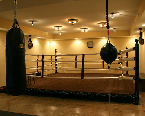 Boxing ring ideas pictures remodel and decor