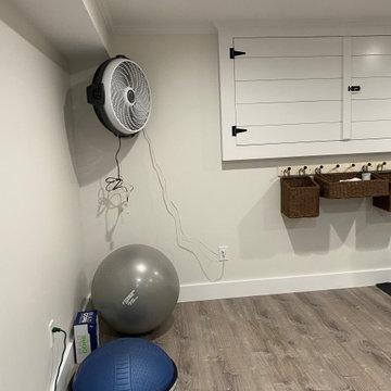 Edmonds Home Gym