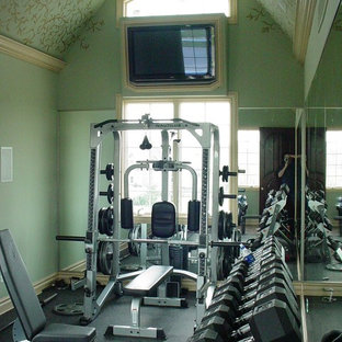 Entertainment Areas - Theaters, Bars, Gyms