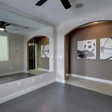 Exercise Room - Kintyre Model - 2014 Spring Parade of Homes