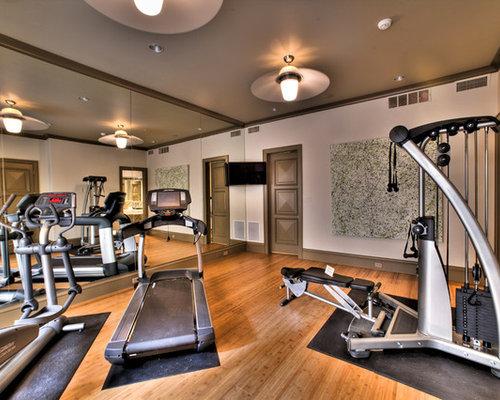 Home Gym Decorating