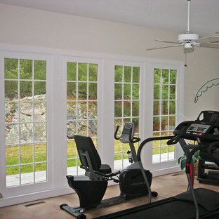Exercise Room Windows