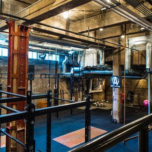 Industrial Fitnessraum in Sonstige