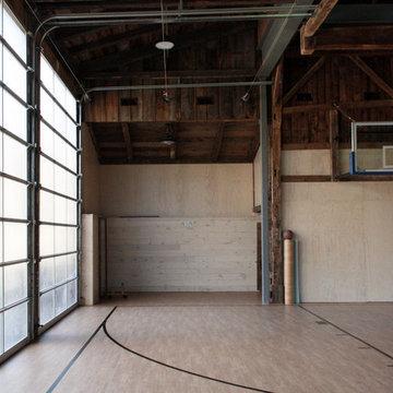 Farmhouse and barn renovation in Salem, NY