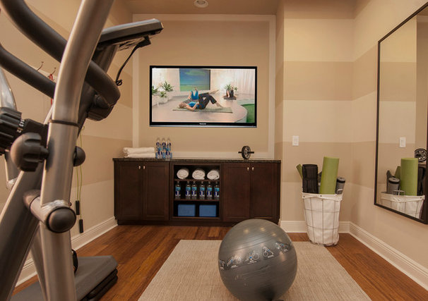 Elements of an inspiring workout zone
