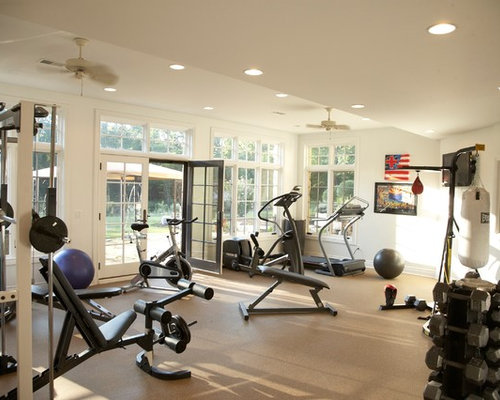 Exercise room floor ideas pictures remodel and decor