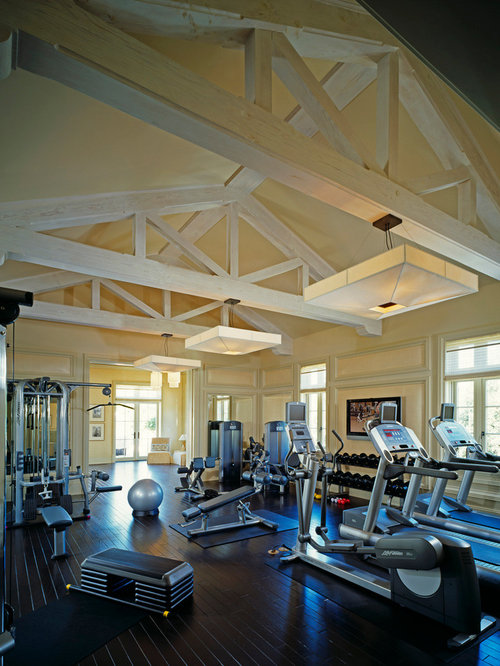 Exercise Room Lighting Home Gym Lightin Home Design Ideas Pictures Remodel And Decor