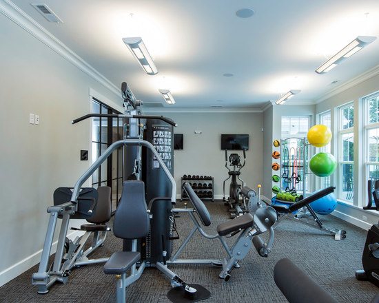 Home Gym Design Ideas, Pictures, Remodel U0026 Decor