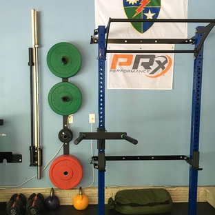 Most popular small traditional home gym design ideas for