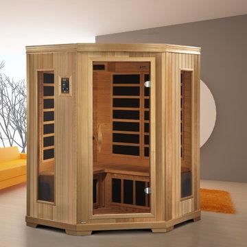 GDI-3356-01 Low EMF Far Infrared Sauna, Torino Edition