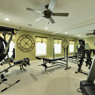 Home Gym Design Ideas Amp Remodeling Pictures Houzz