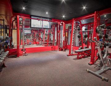 Gym Fitness Room