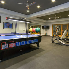 Home Gym by mark pinkerton  - vi360 photography