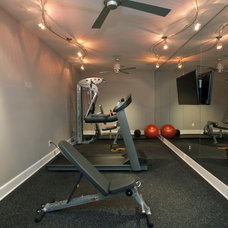 Home Gym by The Kenney Group, LLC.