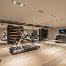 Home Gyms and saunas