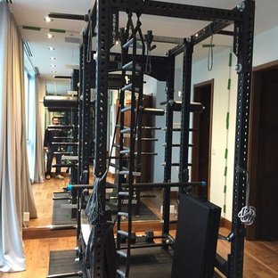 Most popular small montreal home gym design ideas for