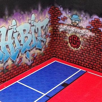 Hip New Indoor Basketball Court