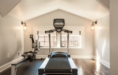 Work In Some Workout Room Right at Home