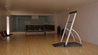 Home Gym Equipment Designer