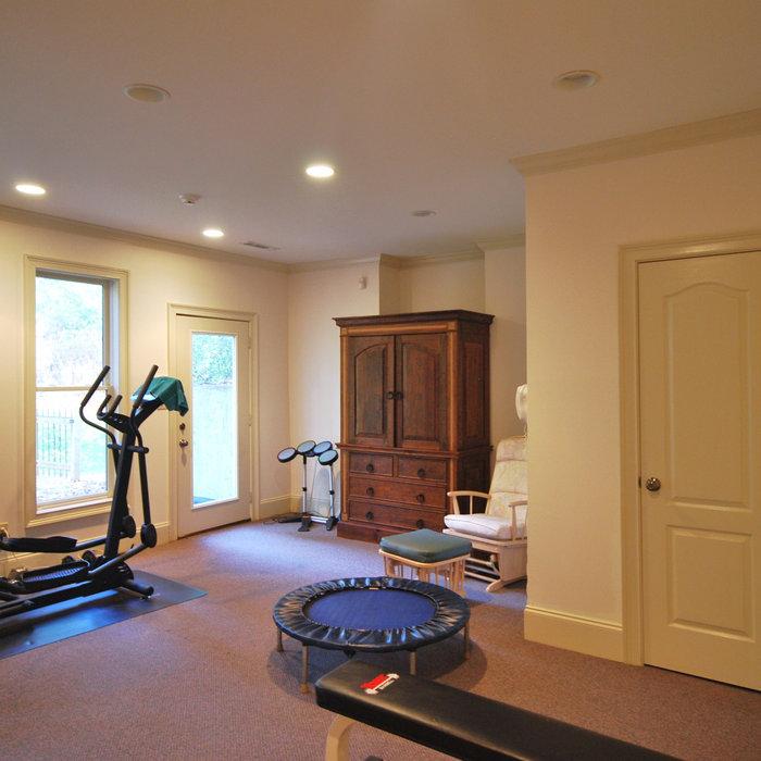 Home Gym Photos