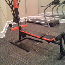 Home Gym by Regina L. Pace