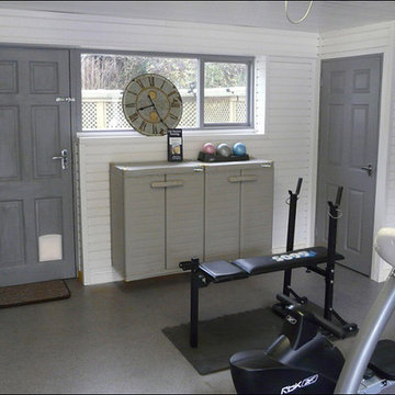 Home Gyms in your Garage